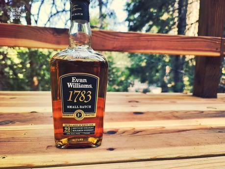 Evan Williams 1783 Small Batch Review