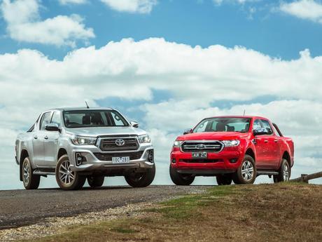 Ute, SUV car sales in Australia reach record highs ...