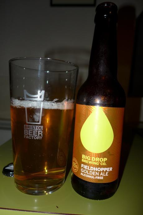 Tasting Notes: Big Drop: Field Hopper Golden Ale