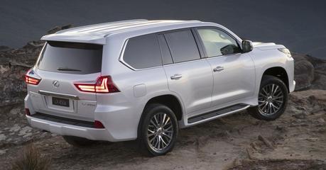 Lexus LX 450d Large Diesel SUV Launched in Australia ...