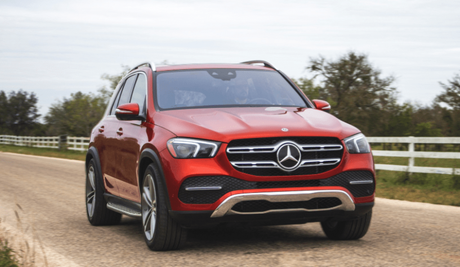 2020 Mercedes Large Suv Review   Large suv, Suv reviews ...
