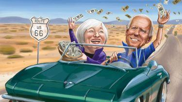Will Biden's stimulus package fuel global inflation – and how can you  protect your wealth?   MoneyWeek