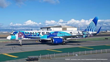 2019 Hawaii trip,  airliner,
