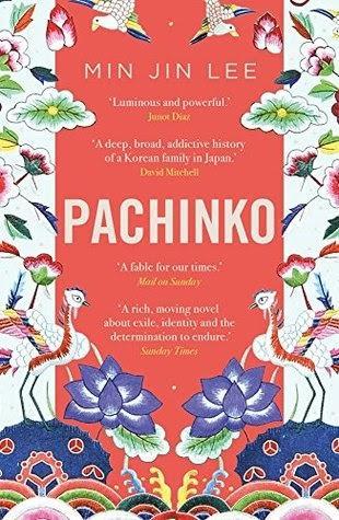 Pachinko by @minjinlee11