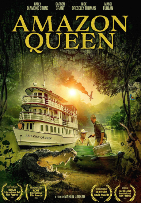 Amazon Queen (2021) Movie Review 'East Watch Action Film'