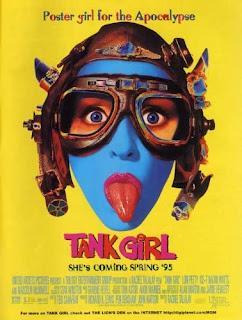 #2,621. Tank Girl  (1995)