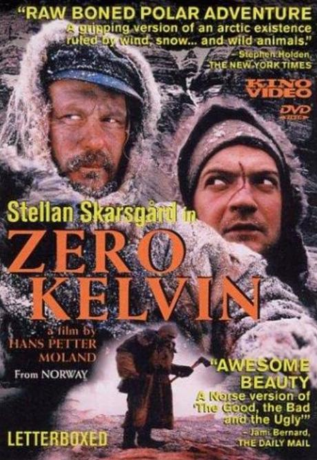 ABC Film Challenge – 1990s Movies – Z – Zero Kelvin (1995) Movie I Want to See