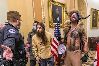 Epic hack of Epik website-hosting firm provides roughly 10 years of data about the rise of right-wing extremism that led to January 6 attack on U.S. Capitol