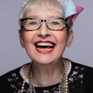 Sue Pollard as the Wicked Queen in Sunderland, Camping with PaulCamper, New interior design at The Fellows House, Cambridge, Streatham Literary Festival and The Bobby Moore Fund's London Sports Quiz in aid of Cancer Research UK