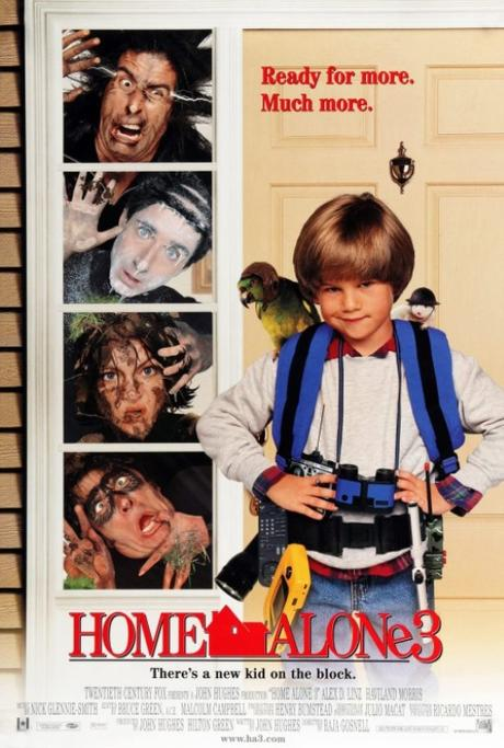 ABC Film Challenge – 90s Movies – # – Home Alone 3 (1997) Movie Review