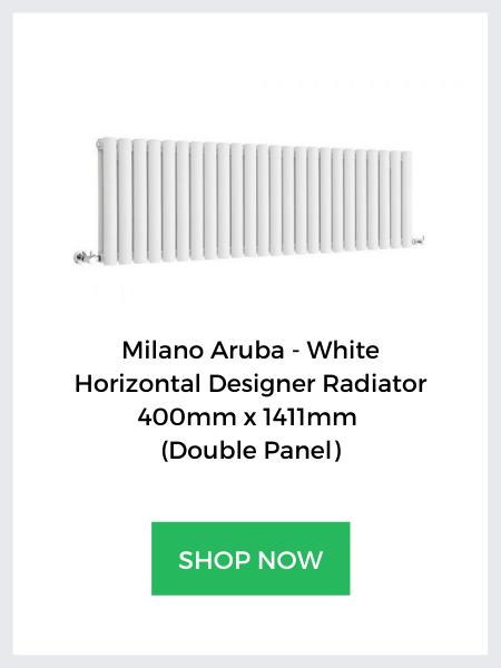 white milano aruba product block