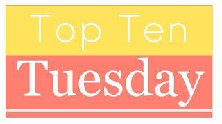 Top Ten Tuesday: Books Set at the Beach/Near the Sea