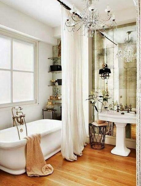 Make your bathroom feel more luxurious