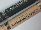 Work Colour Eyeshadow Pencil- Review