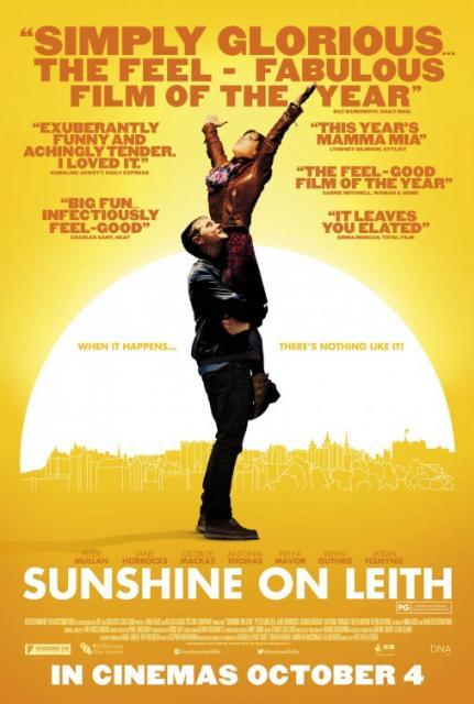 Sunshine on Leith (2013) Review