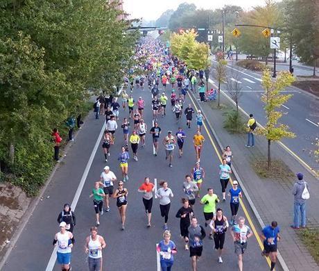 The 43rd Portland (Oregon) Marathon