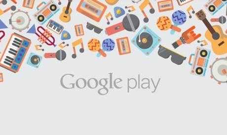 Google Play Music All Access - Signing up