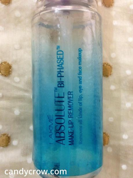 Lakme makeup remover review