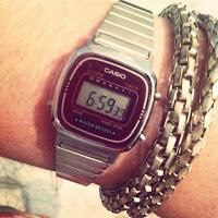 Arm Candy! - Casio Watch ♡
