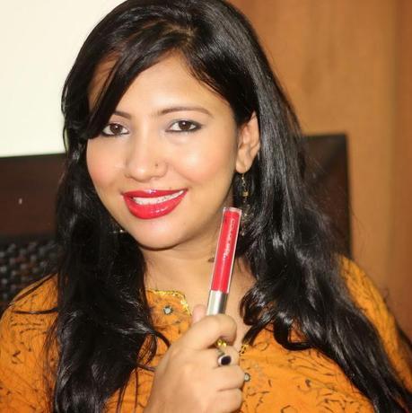Colorbar True Gloss Lip Gloss Bitten Red