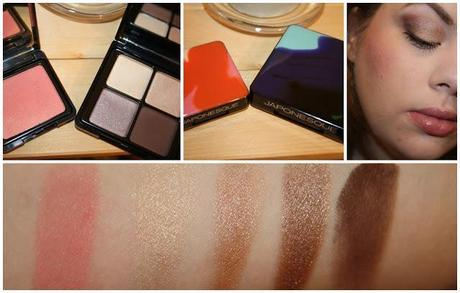 Japonesque Make Up Review