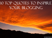 Quotes Inspire Your Blogging