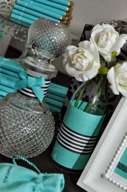 Tiffany Inspired 50th Birthday Party By Sweet Little Party