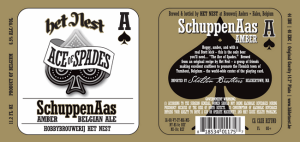 Het Nest Ace of Spades