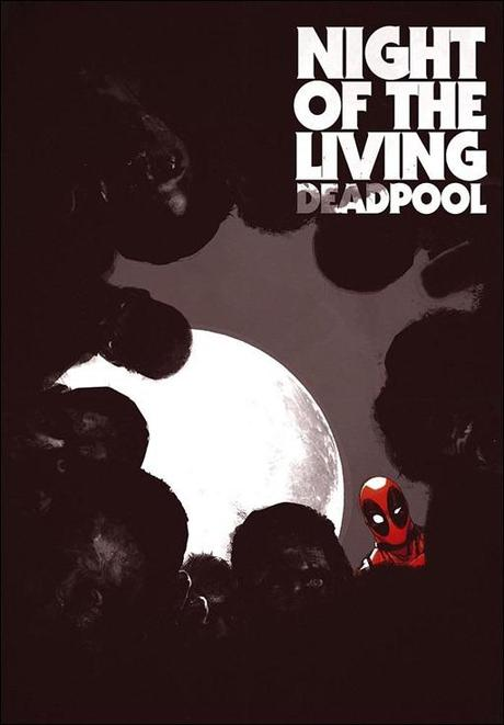 Night of the Living Deadpool #1 Cover