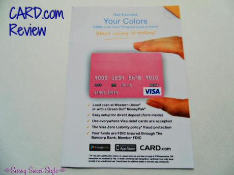 cardcom visa prepaid debit card review - Cute Prepaid Debit Cards