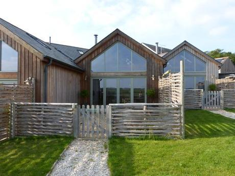 Porthcothan Eco Cottage, Merlin Farm Holiday Cottages