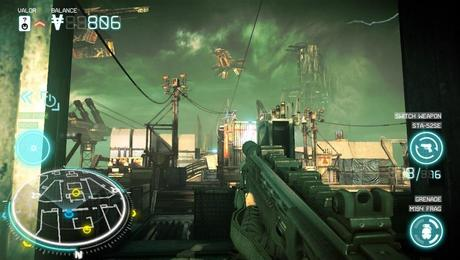S&S; News: Killzone: Mercenary's 1.1 GB multiplayer patch is available now