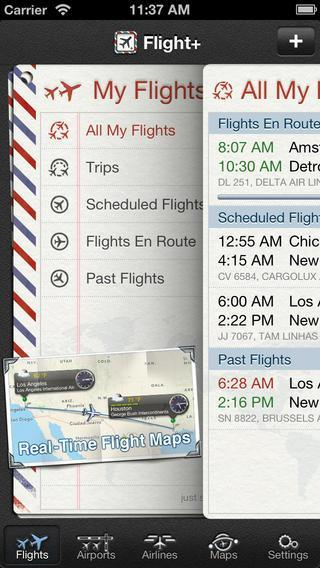 Flight+iphone