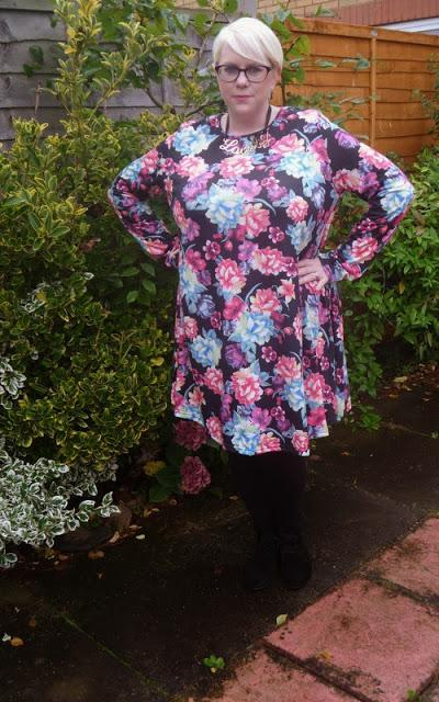 Alice and You Swing Dress