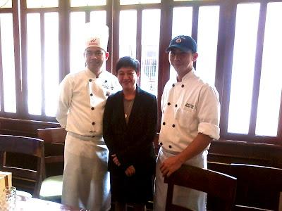 New Executive Chef and Pastry Chef at Waterfront Mactan