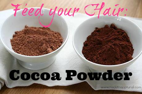 Nourishing Cocoa for Natural Hair + DIY Chocolate Hair Recipes