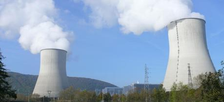 Chooz Nuclear Power Station in Ardennes, France. (Credit: MOSSOT http://commons.wikimedia.org/wiki/User:MOSSOT)