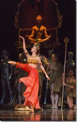 Review: La Bayadère – The Temple Dancer (Joffrey Balley)