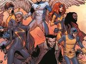 First Look X-Men: Gold Celebrating 50th Anniversary X-Men