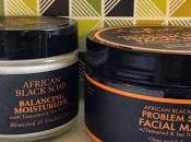 Review: Shea Moisture African Black Soap Line
