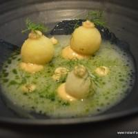potatoes with fresh dill and brown butter