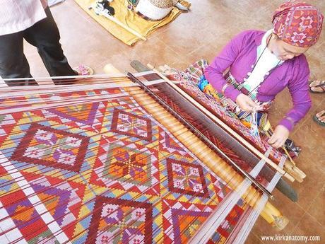 Yakan Weavers in Lamitan, Basilan.
