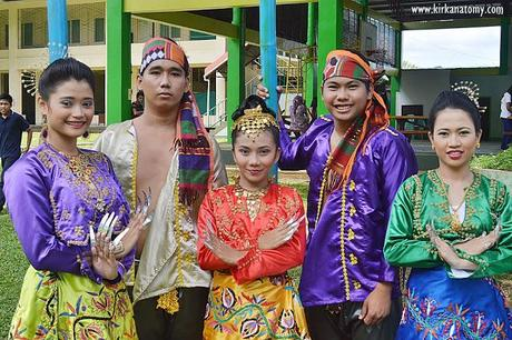 World class performance of Pangalay by Ingat Kapandayan