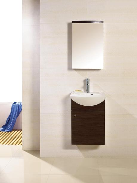 Floating Bathroom Vanities Space And Style To Spare Paperblog - Bathroom vanity floating style
