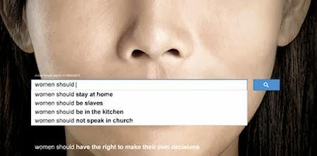 Powerful Ads Use Real Google Searches to Show The Scope Of Sexism Worldwide