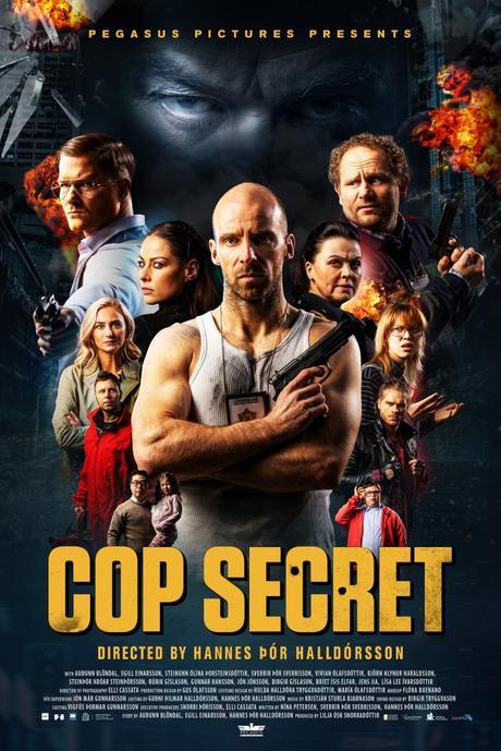 Cop Secret – Release News