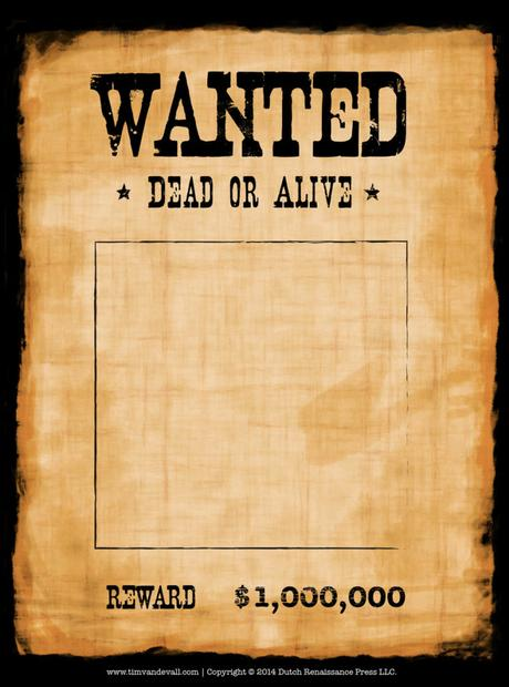 Each payment summary shows the income you received from that payer and the amount of tax that was withheld. Wanted Poster Template | Print Paper Templates