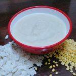Poha / Rice Flakes Porridge Powder Recipe
