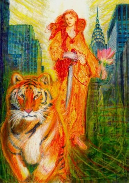 Twelve Libra Paintings