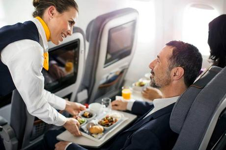 This post contains references to products from one or more of our advertisers. Lufthansa to add payed a la carte menu on long haul